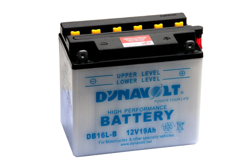 YB16L-B battery from Batteryworld.ie