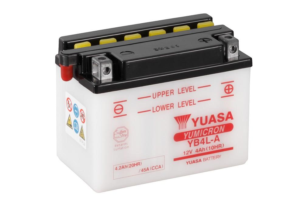 YB4L-A battery from Batteryworld.ie