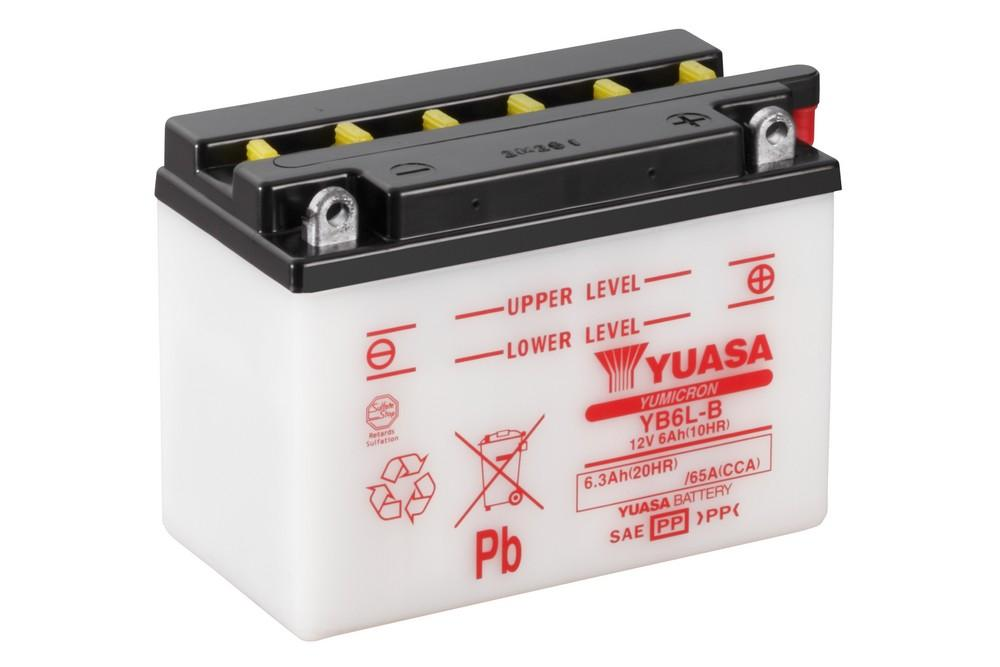 YB6L-B battery from Batteryworld.ie