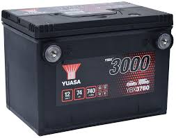 YBX3780 battery from Batteryworld.ie