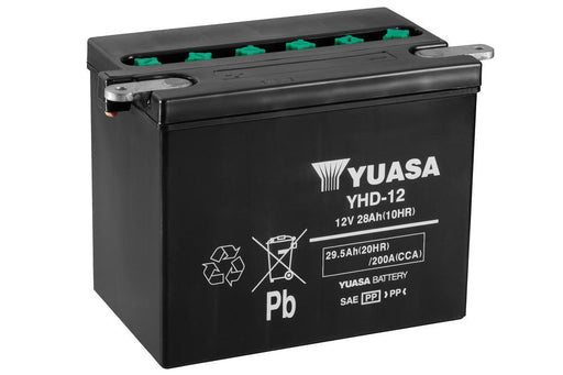 YHD-12 battery from Batteryworld.ie