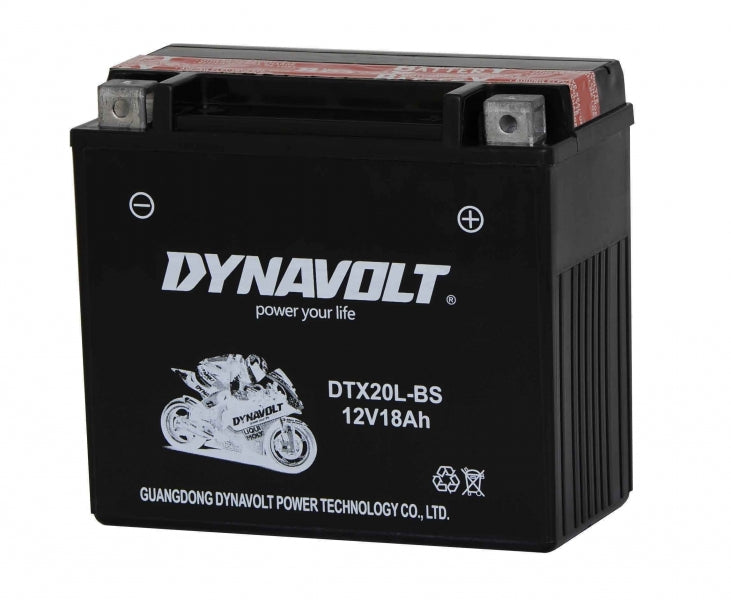 YTX20L-BS battery from Batteryworld.ie
