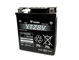 YTZ8V battery from Batteryworld.ie
