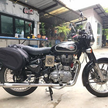 Load image into Gallery viewer, KM-ROE-007 Royal Enfield Bullet Exhaust