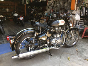 KM-ROE-013 Royal Enfield Origin Exhaust