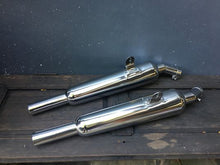 Load image into Gallery viewer, KM-TRE-009 Triumph Norman Vintage Exhaust