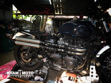 Load image into Gallery viewer, KM-TRE-017 Triumph Scrambler Custom Exhaust