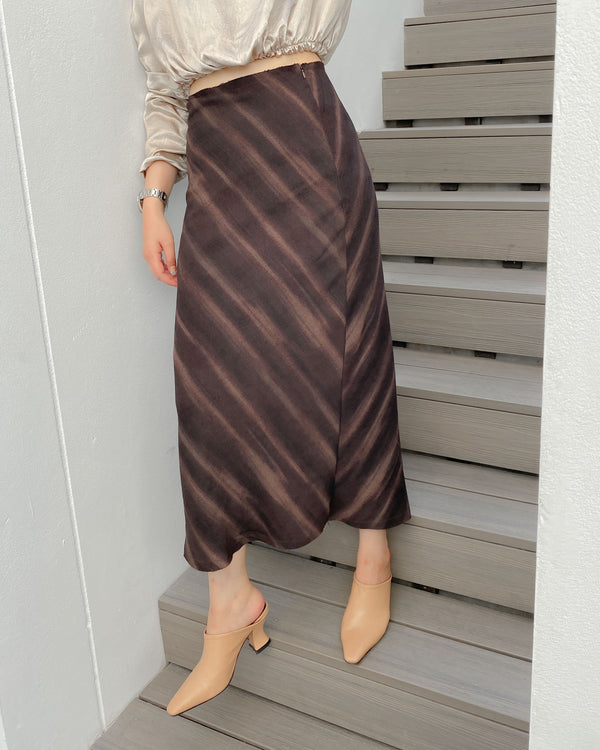 antelope silk skirt