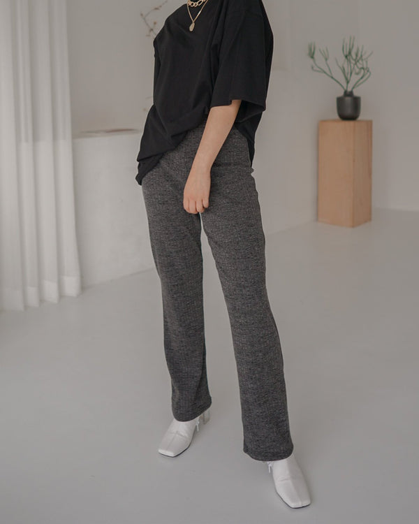 cotton straight trousers - MISSPLABED OFFICIAL