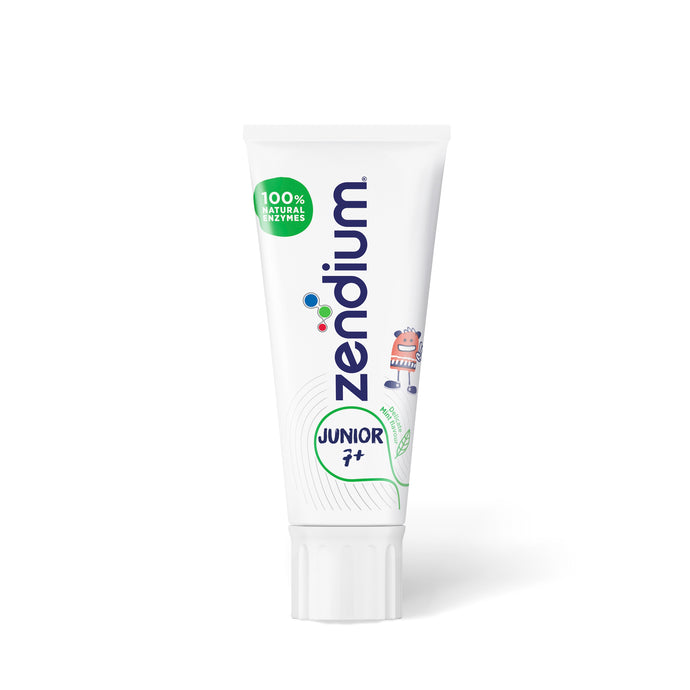 ZENDIUM JUNIOR 7+ TOOTHPASTE - 50ml