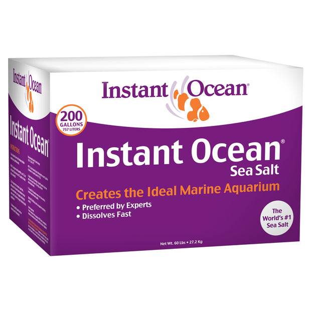 Instant Ocean® Sea Salt for Marine Aquarium 200 Gal - Cozzzy Goods
