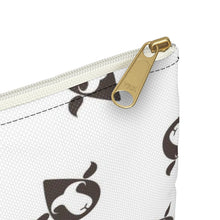 Load image into Gallery viewer, Essential Wool Print Accessory Pouch