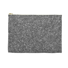 Load image into Gallery viewer, Wool Felt Print Accessory Pouch