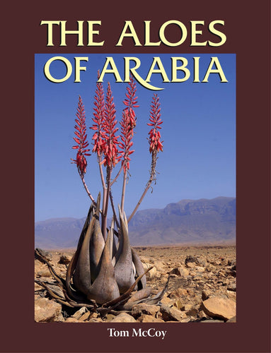 The Aloes of Arabia Sponsors Edition