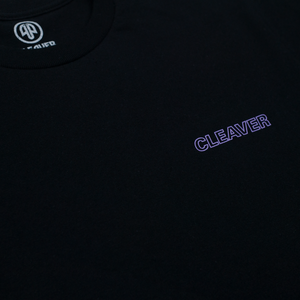 """SPREADING"" TEE BLACK"