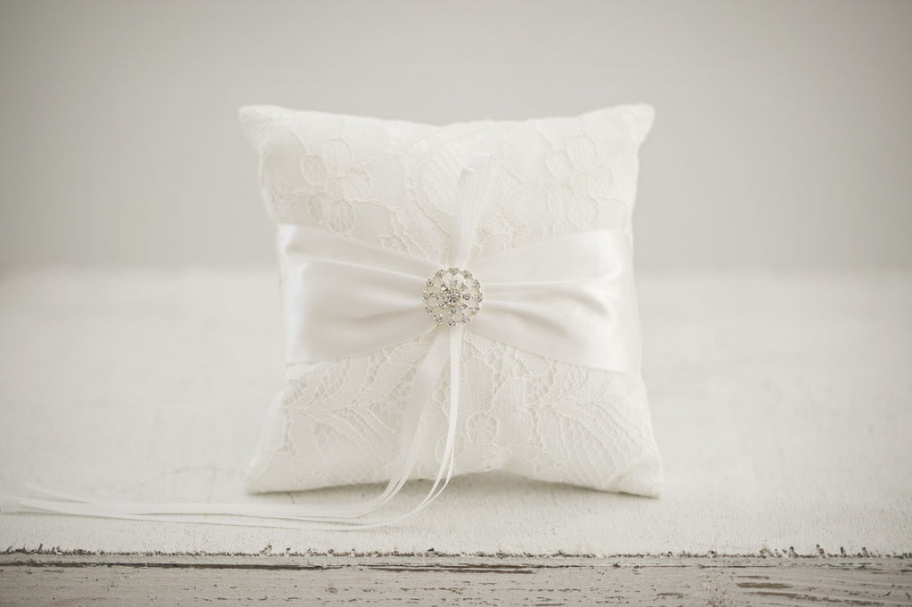 Catherine Flower Girl Pillow - Violet and Eve
