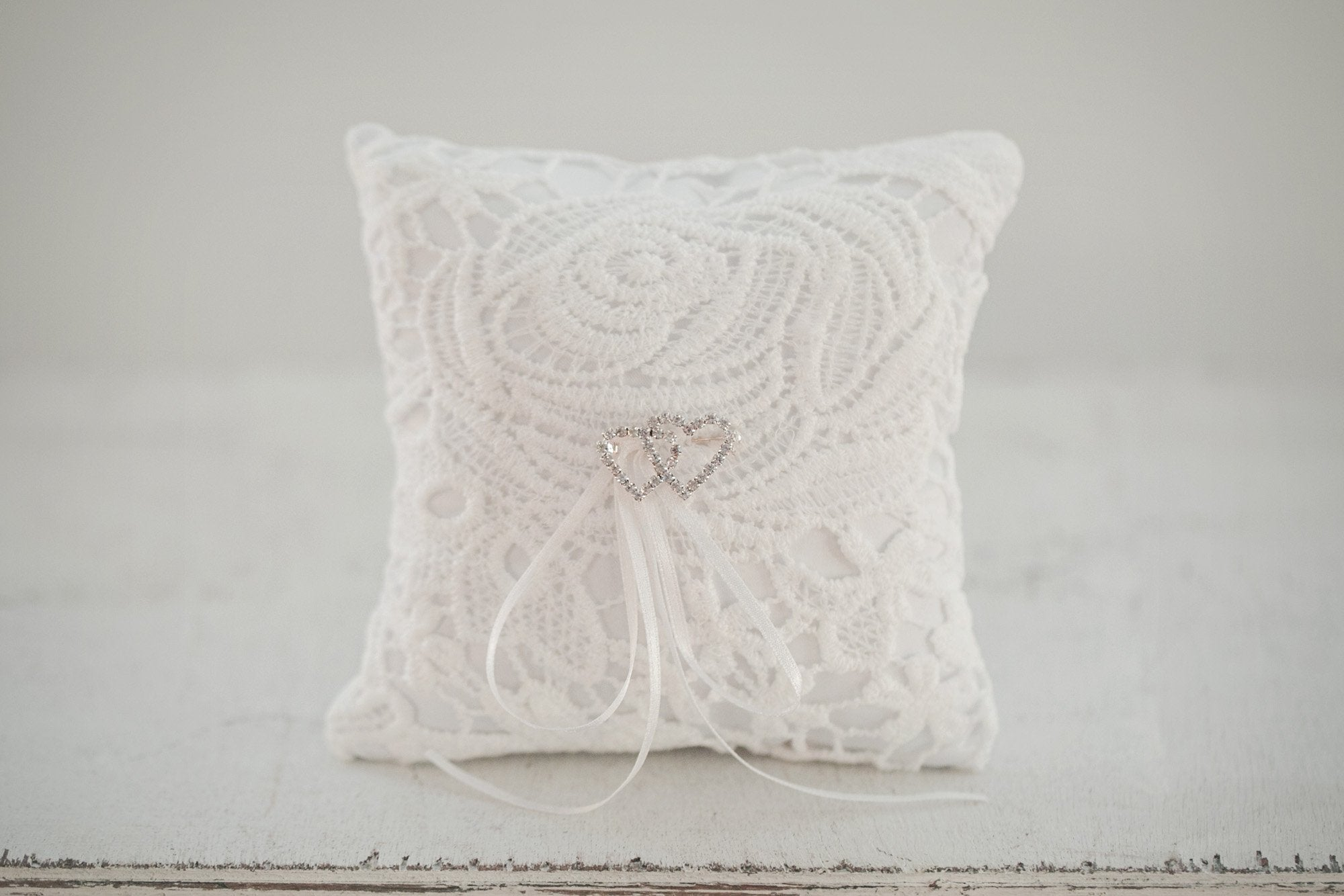 Emily Flower Girl Pillow - Violet and Eve