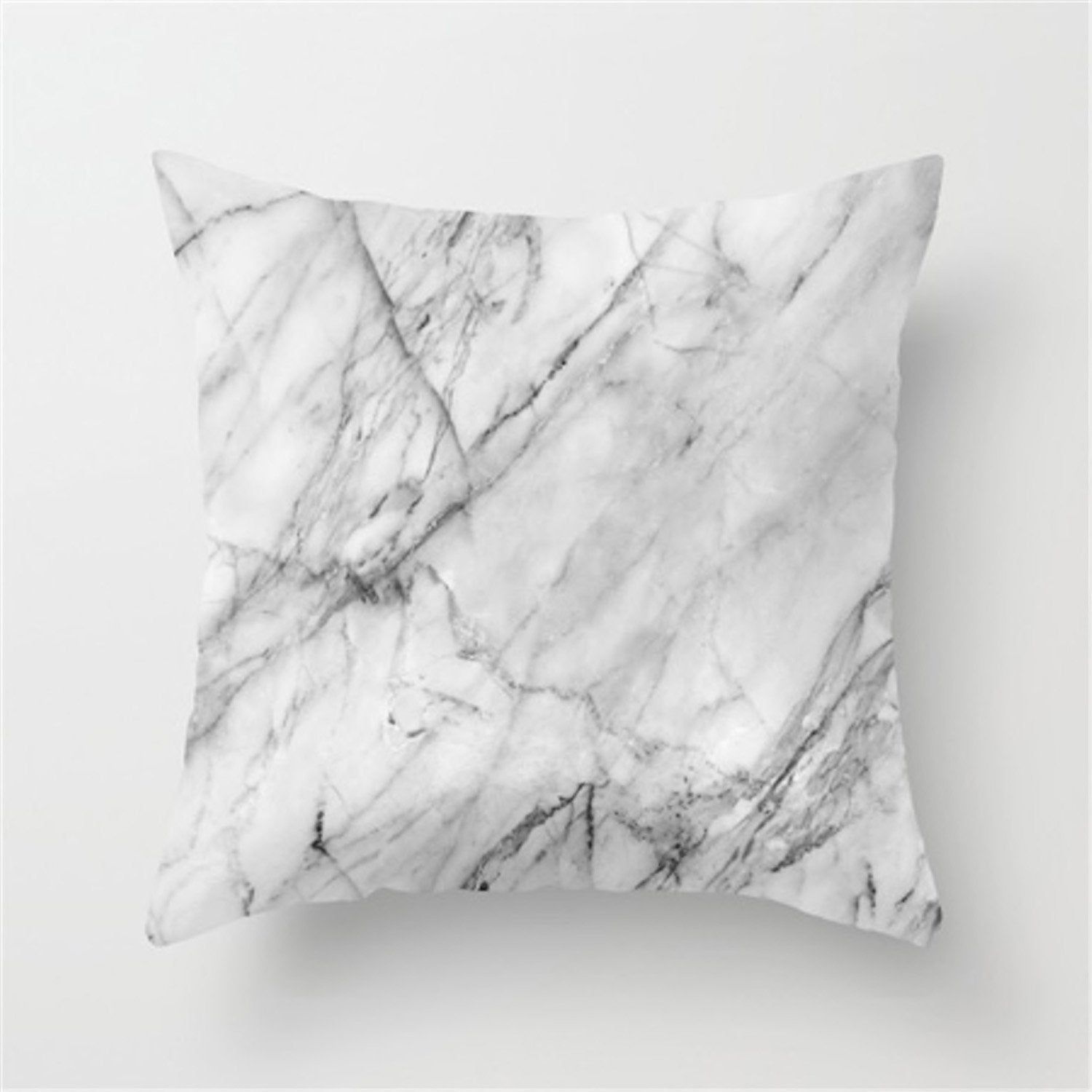 Soft Marble Cushions - Violet and Eve