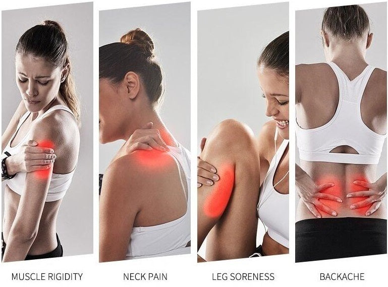 By using our MasPro™ Adjustable Muscle Massage Stick, you can regain the flexibility and mobility of your body and improve your health by encouraging increased blood circulation and the exchange of nutrients.  It is a great way to help loosen up muscles, relieve muscle pain, muscle spasms, and soreness.