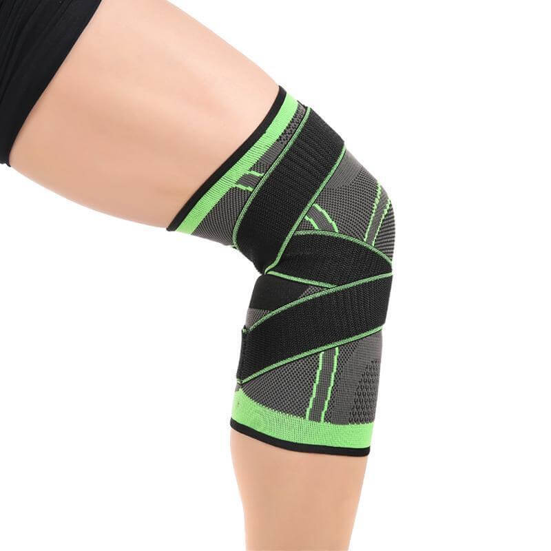 3D Adjustable Knee Compression Sleeve provides better protection while tremendously reducing pressure and strain on your knee and meniscus caused by your weight.