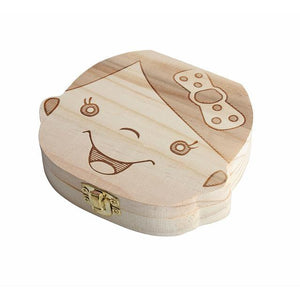 Baby Tooth Fairy Box