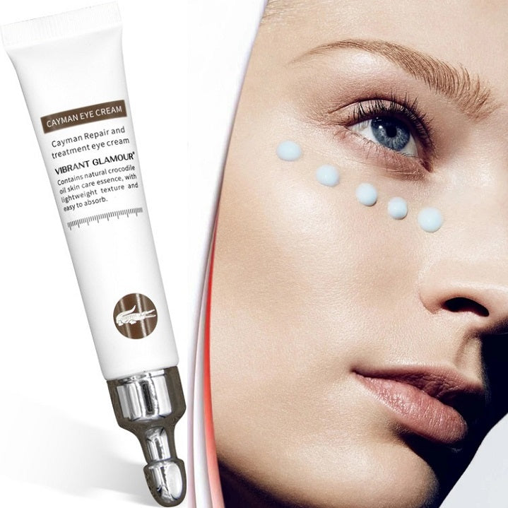 CayMan™ Magic Eye Cream is formulated with a safe, gentle tissue tightening agent that reduces uneven skin tone and diminish eye bags, dark circles, eye wrinkles, and puffiness.