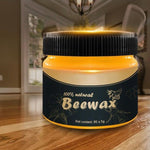 This beeswax is an easy-to-apply remedy that will keep your wooden products in top condition and help them last many years.
