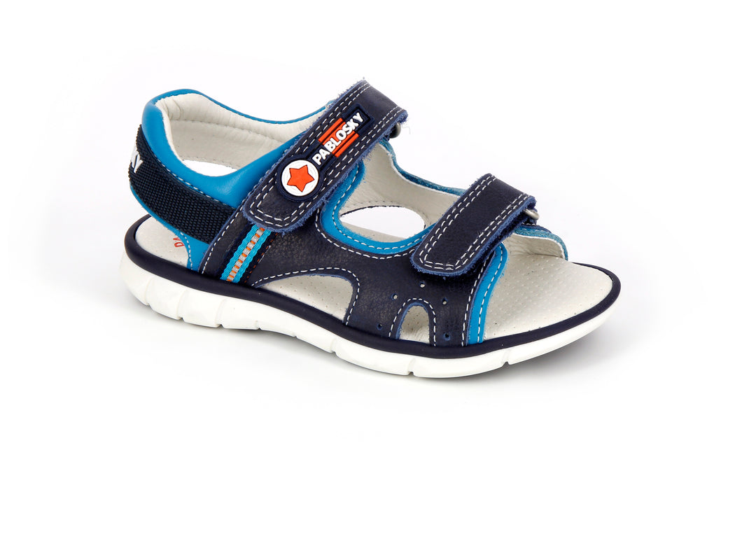 Jonas Zafiro Junior Sandals