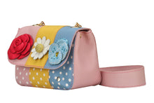 Load image into Gallery viewer, Flowers Mini Purse