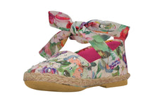 Load image into Gallery viewer, Secret Garden Espadrilles