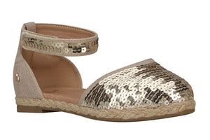 Junior Espadrille Sequins