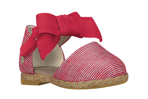 Toddler Striped Espadrilles