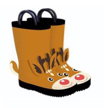 Load image into Gallery viewer, Kids Rain Boots