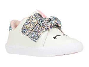Unicorn Glitter Girls Sneakers