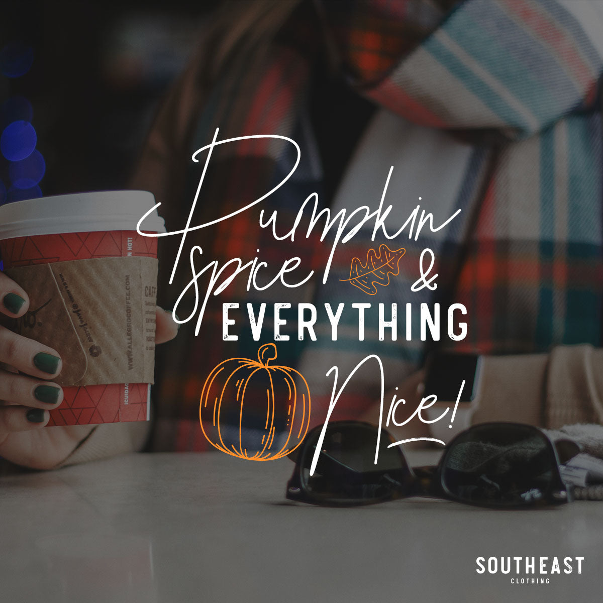 Pumpkin Spice and Everything Nice!