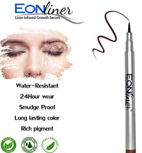 Load image into Gallery viewer, EONLiner plus  Lash Growth Serum Infused- Soft Brown Mono TIP