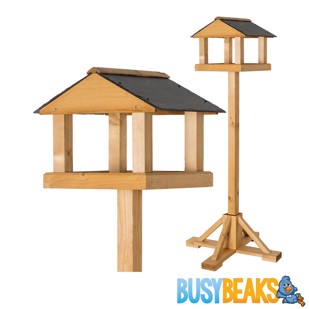 Broxburn Bird Table