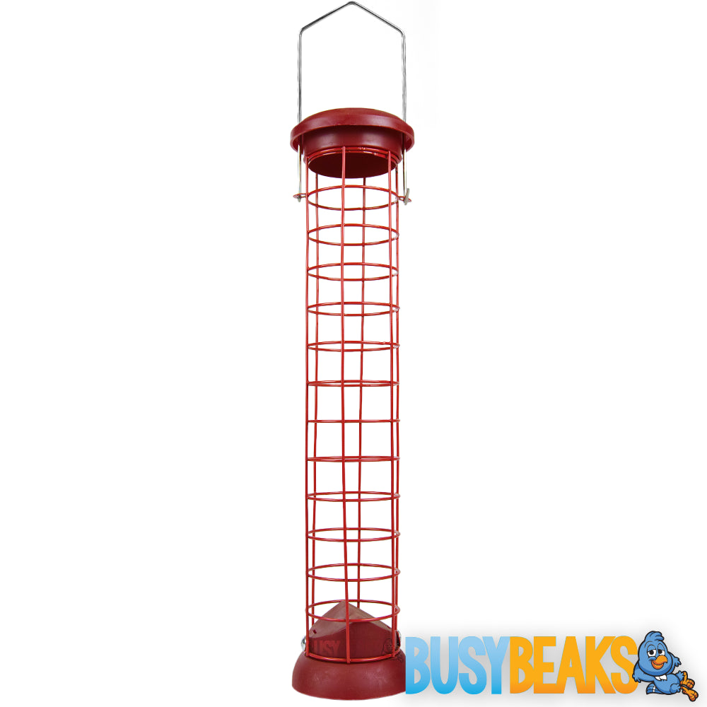 Premium Plastic Fat Balls Feeder - Large