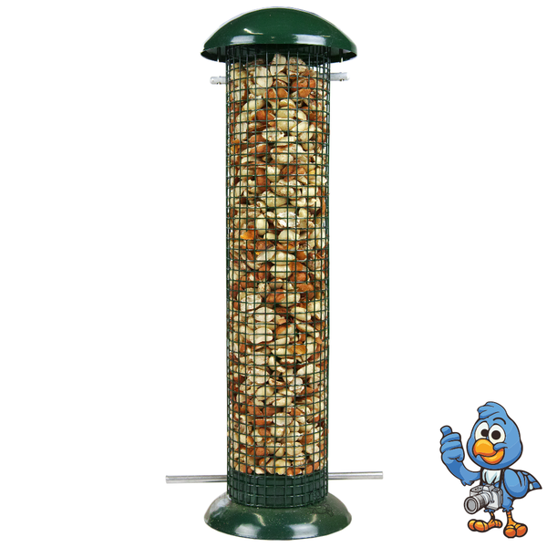 Carbon Peanut Feeder - Large