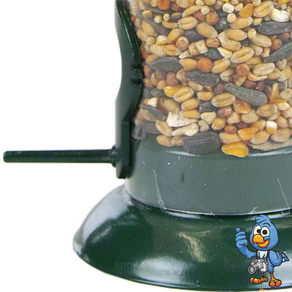 Carbon Seed Feeder - Standard