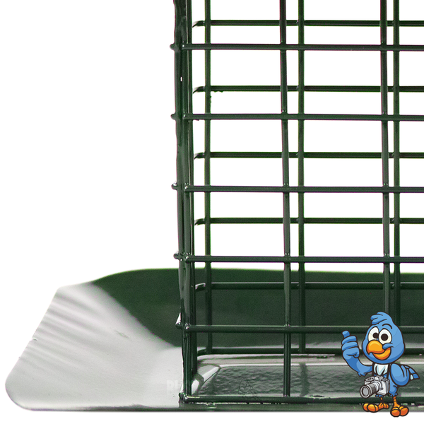 Carbon Suet Block Feeder