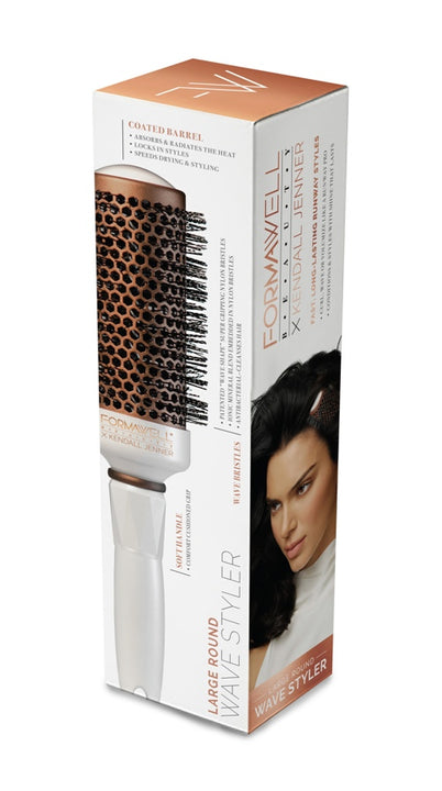 Formawell Beauty x Kendall Jenner Large Round Wave Styler