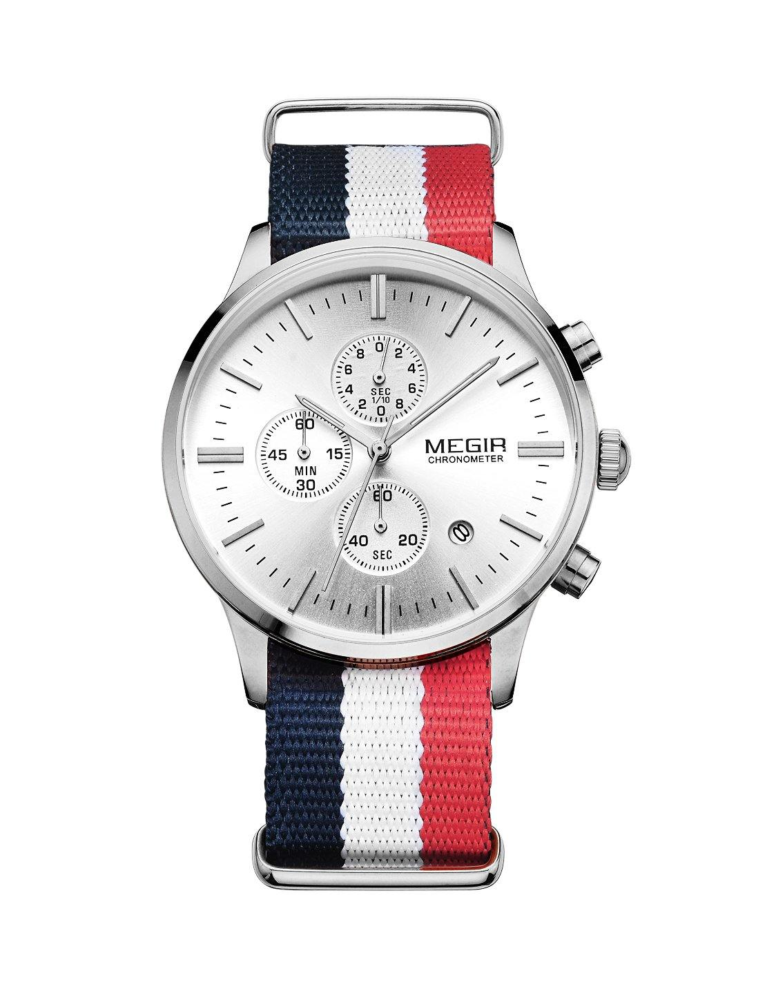 MEGIR Original men's watch, women's watches 2011G - MEGIR