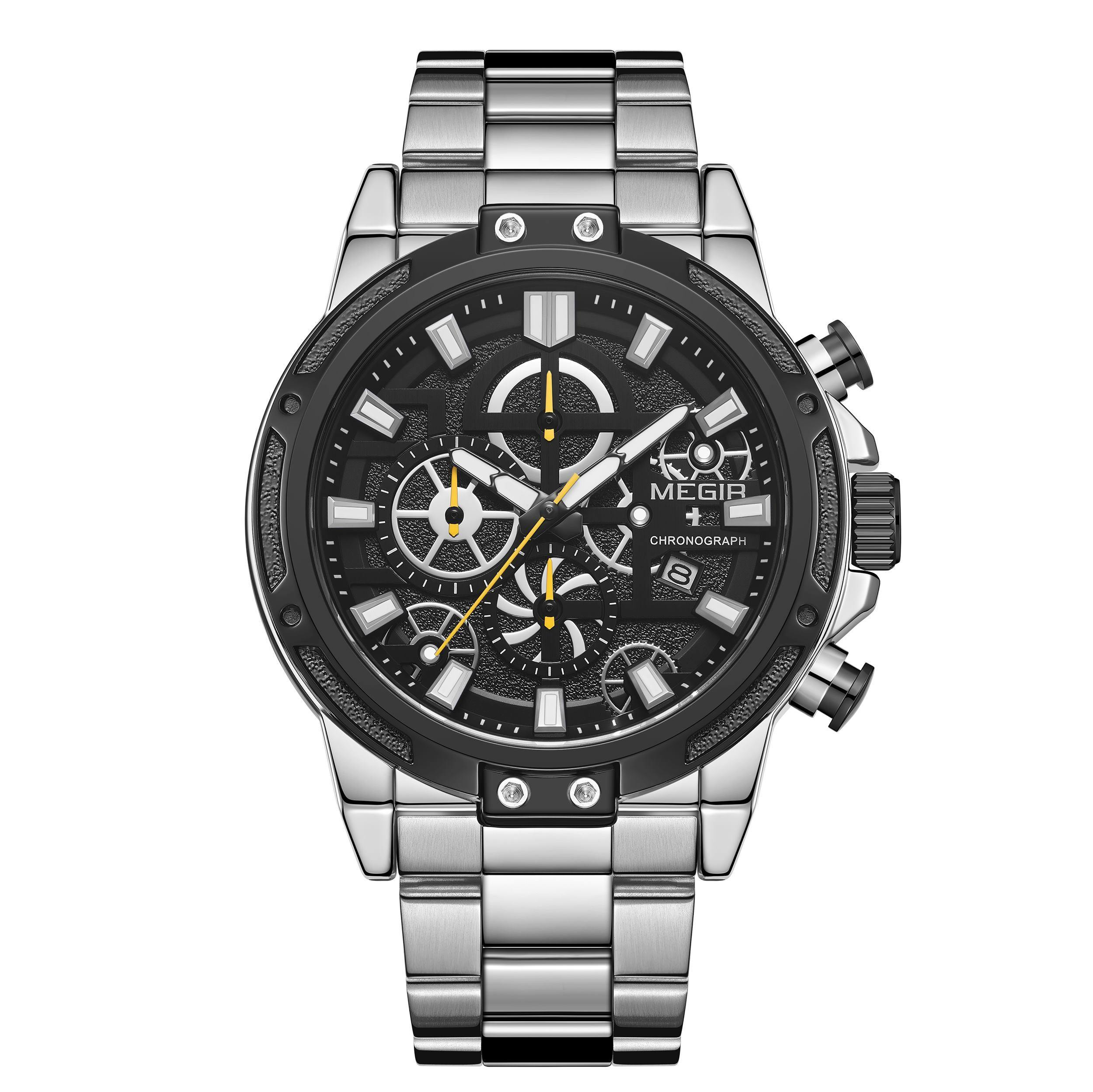 MEGIR  Men's Wristwatch MS2108 - MEGIR