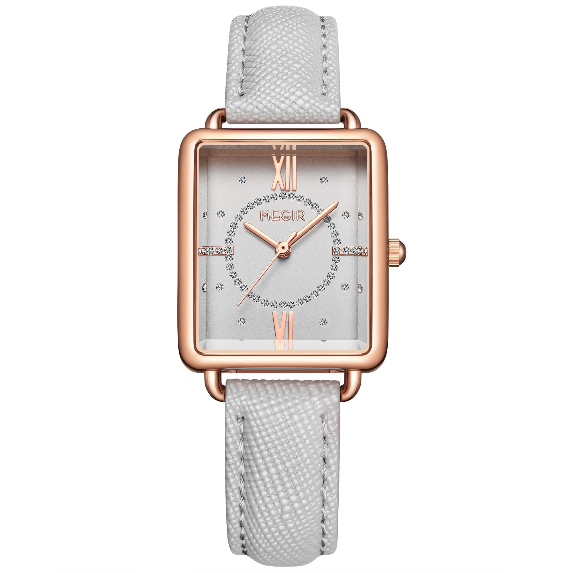 MEGIR Fashion Ladies Watch 7027