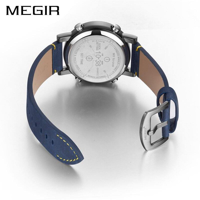 MEGIR™ Creative Drum Roller Watches - MEGIR