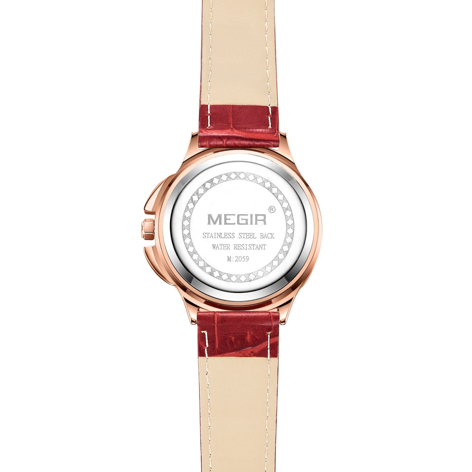 MEGIR women's luxury watches 2059 - MEGIR