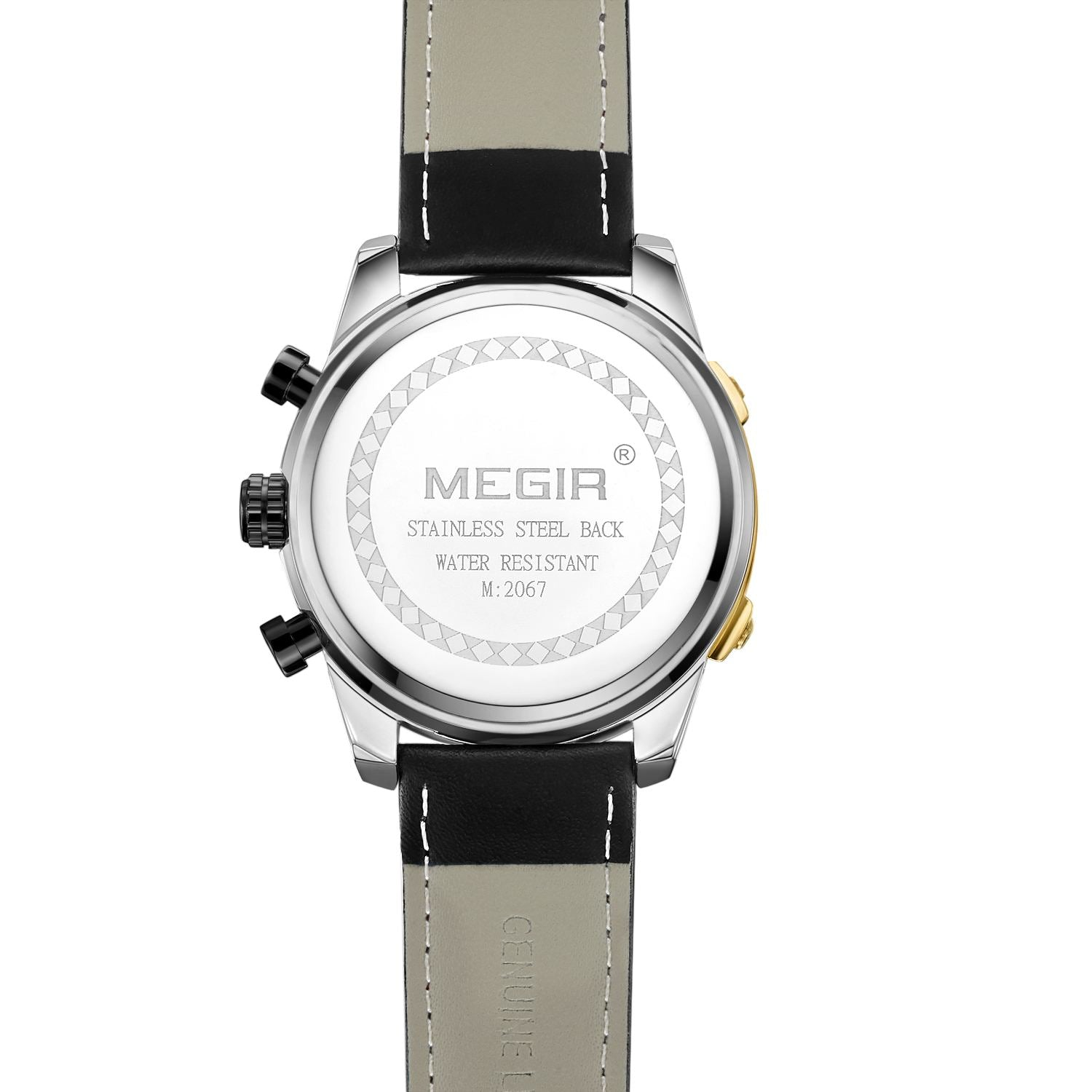 MEGIR men's chronograph sports watch 2067 - MEGIR
