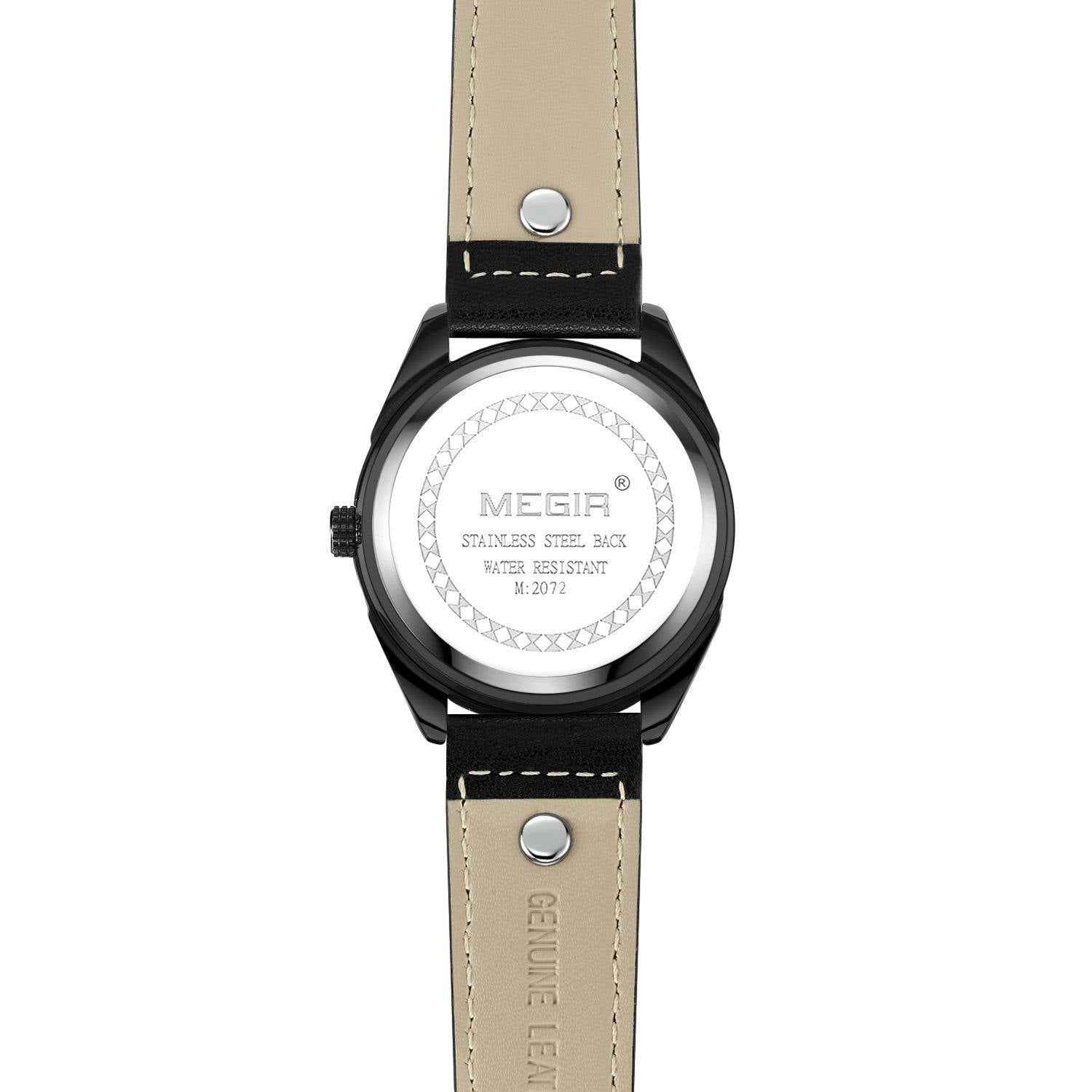 MEGIR Creative Army military watches 2072 - MEGIR