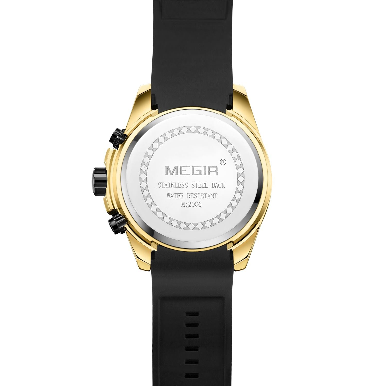 MEGIR men's sports chronograph watch 2086 - MEGIR